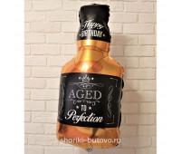 Фольгированный шар Виски