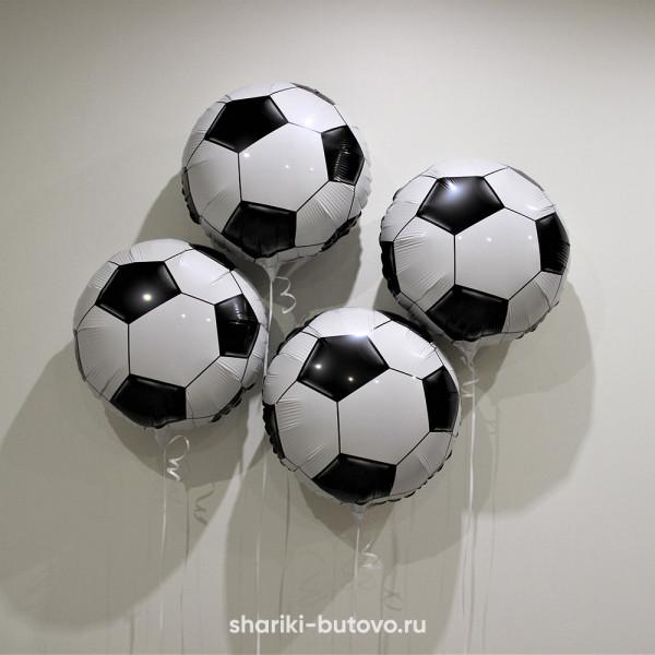 Фольгированный воздушный шар (футбольный мяч)