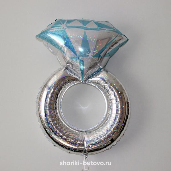 Фольгированный воздушный шар (кольцо)
