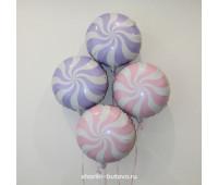 Фольгированный воздушные шары (леденцы)