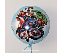 Фольгированный воздушный шар (Мстители)