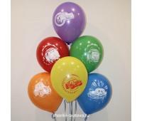 Гелиевые шары (тачки)