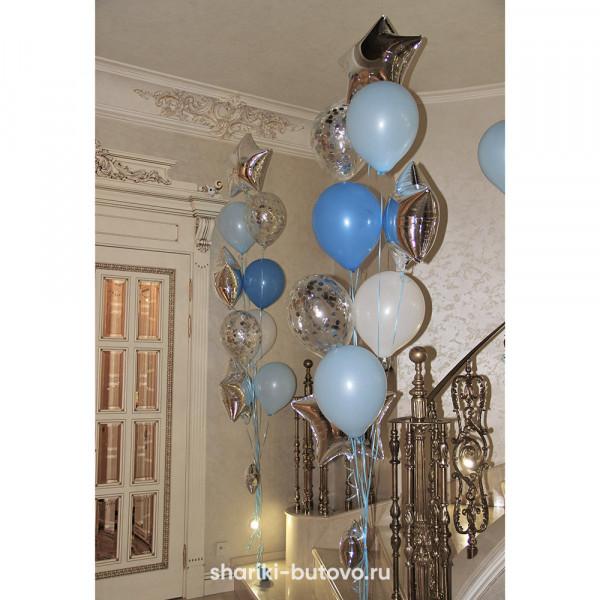 Оформление шариками праздника