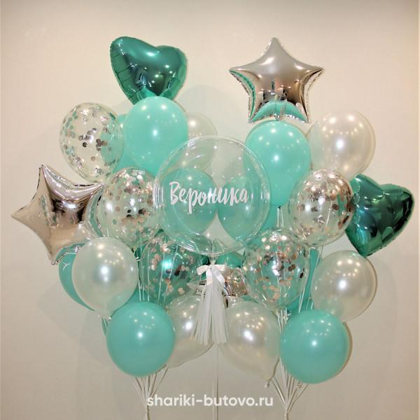 Набор из шариков на День Рождения