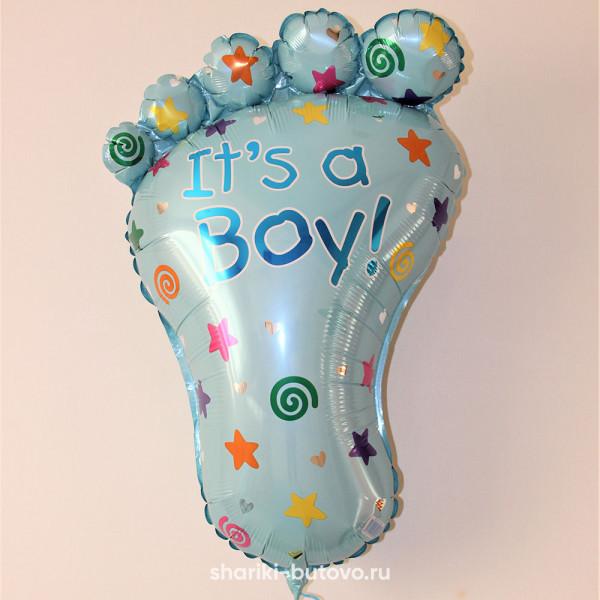 Фольгированный воздушный шар (Стопа)