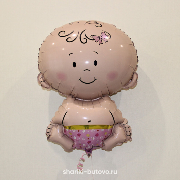 Фольгированный воздушный шар (Малыш)
