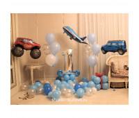 Оформление детского дня рождения